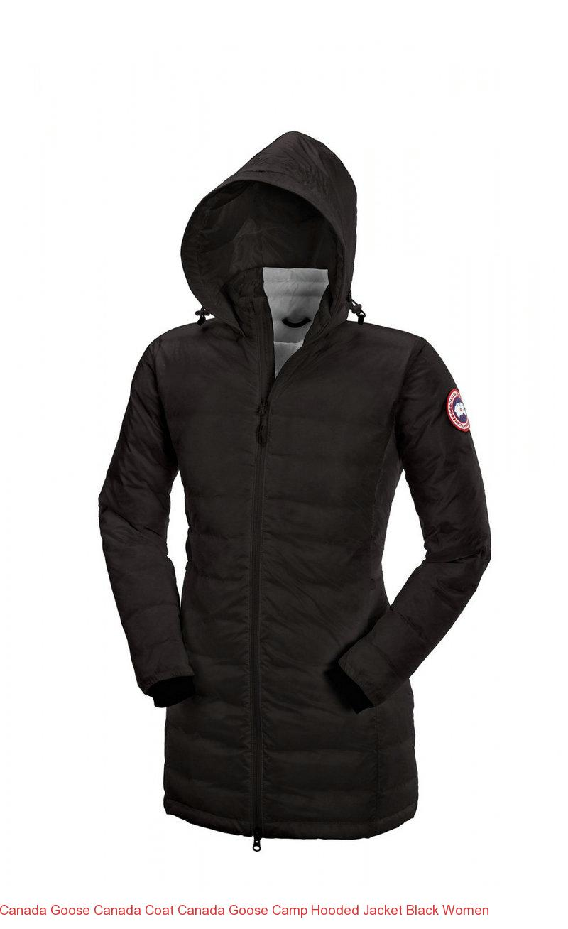 Canada Goose Canada Coat Canada Goose Camp Hooded Jacket Black Women – Canada Goose Outlet Online,Canada Goose Jackets On Sale Free Shipping!