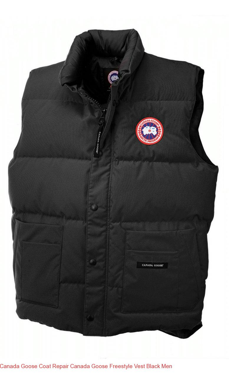 Canada Goose Coat Repair Canada Goose Freestyle Vest Black Men – Canada  Goose Outlet Online 8e541ad3602e