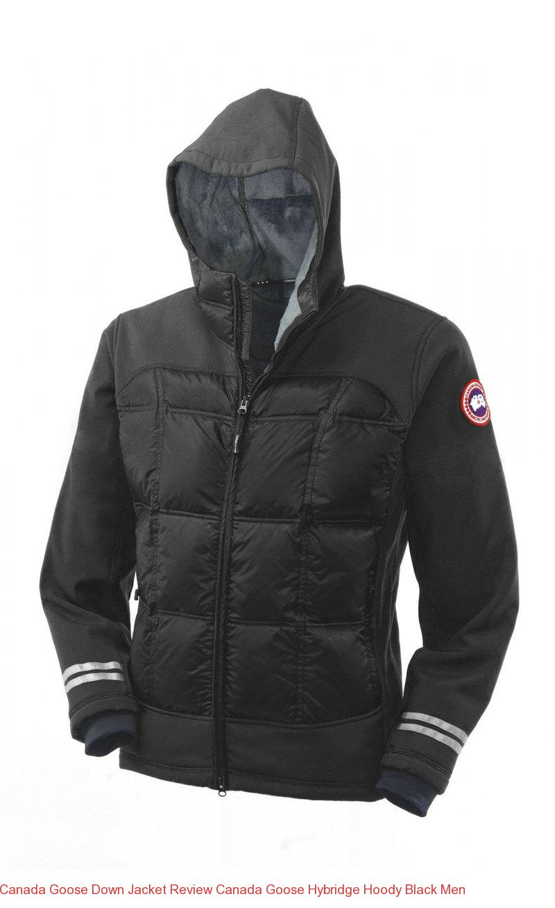 5052025da1 Canada Goose Down Jacket Review Canada Goose Hybridge Hoody Black Men – Canada  Goose Outlet Online,Canada Goose Jackets On Sale Free Shipping!
