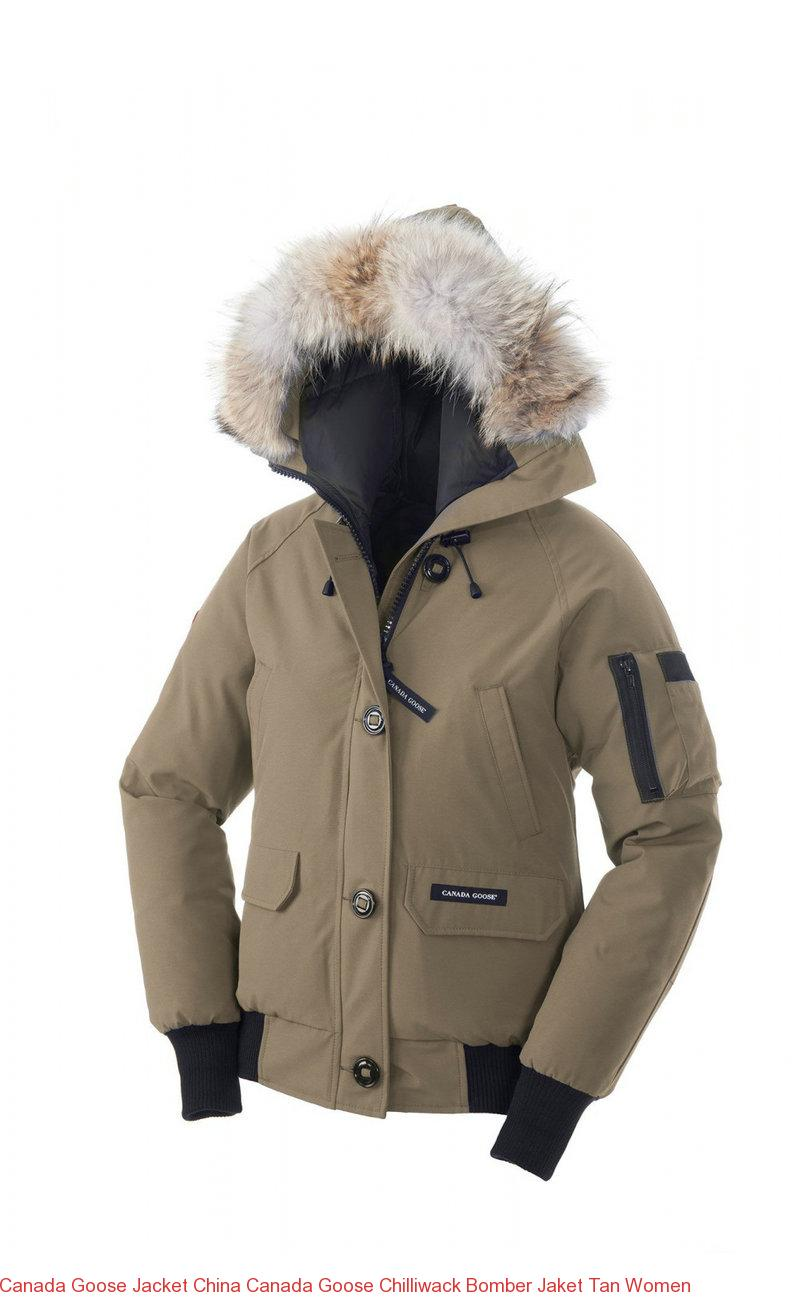 canada goose jackets in china