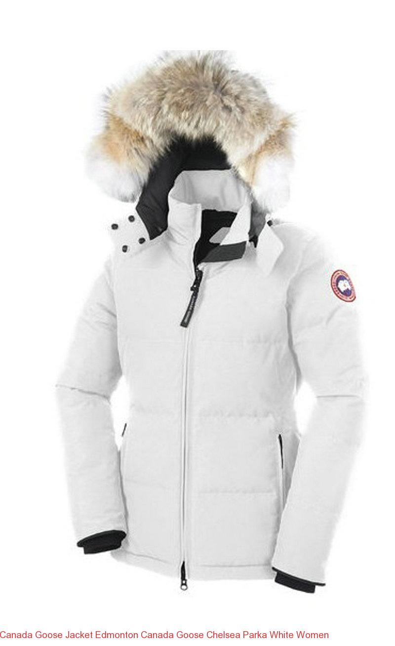 Canada Goose Jacket Edmonton Canada Goose Chelsea Parka White Women – Canada Goose Outlet Online,Canada Goose Jackets On Sale Free Shipping!