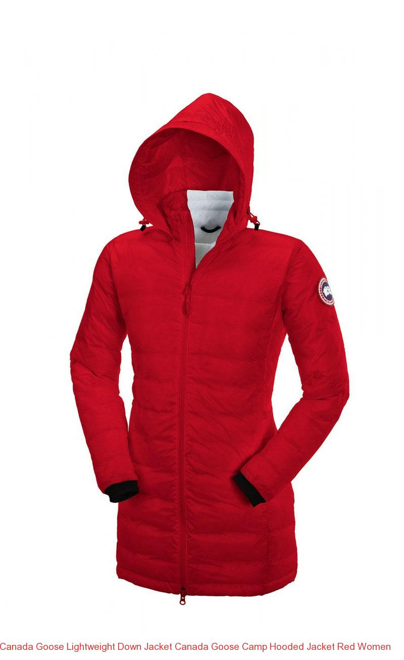 ece25fc0149 Canada Goose Lightweight Down Jacket Canada Goose Camp Hooded Jacket Red  Women – Canada Goose Outlet Online,Canada Goose Jackets On Sale Free  Shipping!
