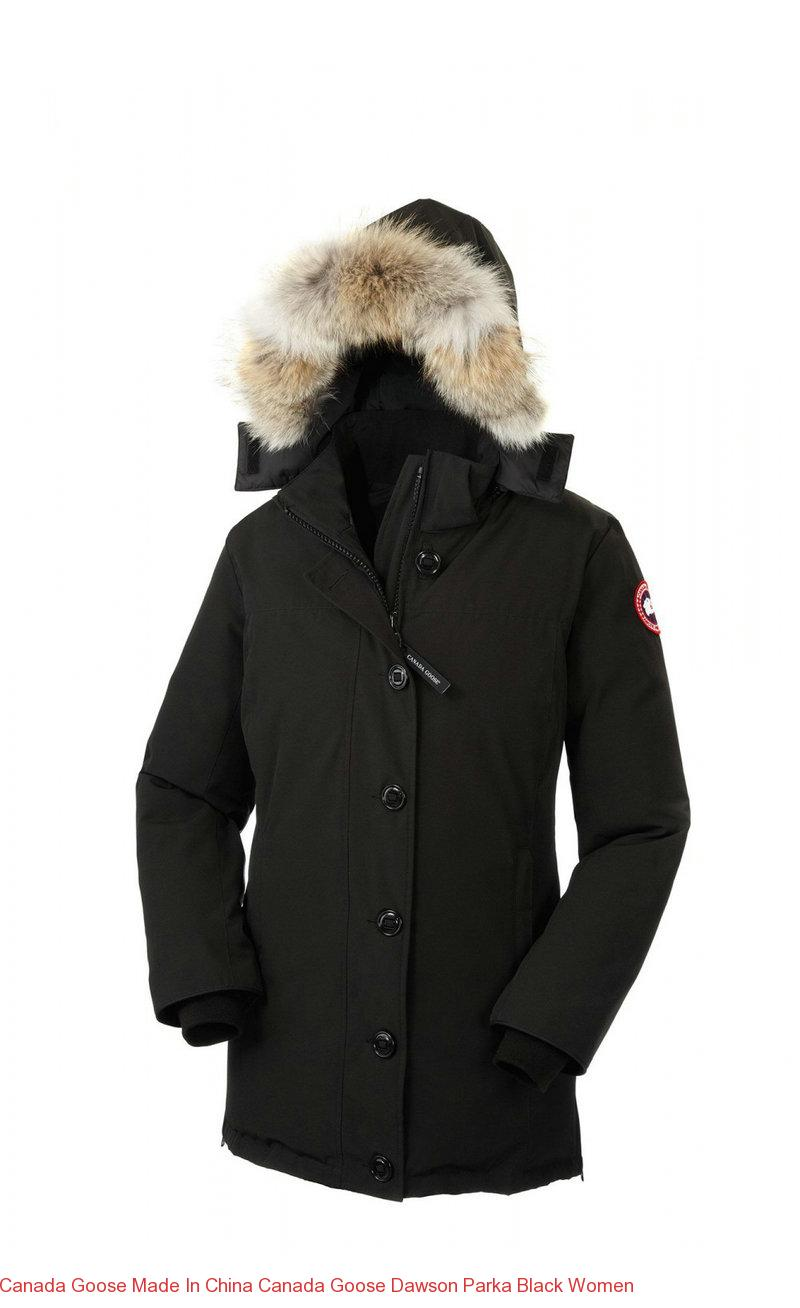 canada goose jackets made in china
