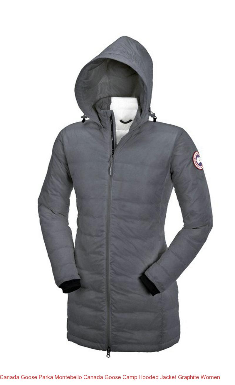 10cc88b99b0 Canada Goose Parka Montebello Canada Goose Camp Hooded Jacket Graphite  Women – Canada Goose Outlet Online,Canada Goose Jackets On Sale Free  Shipping!