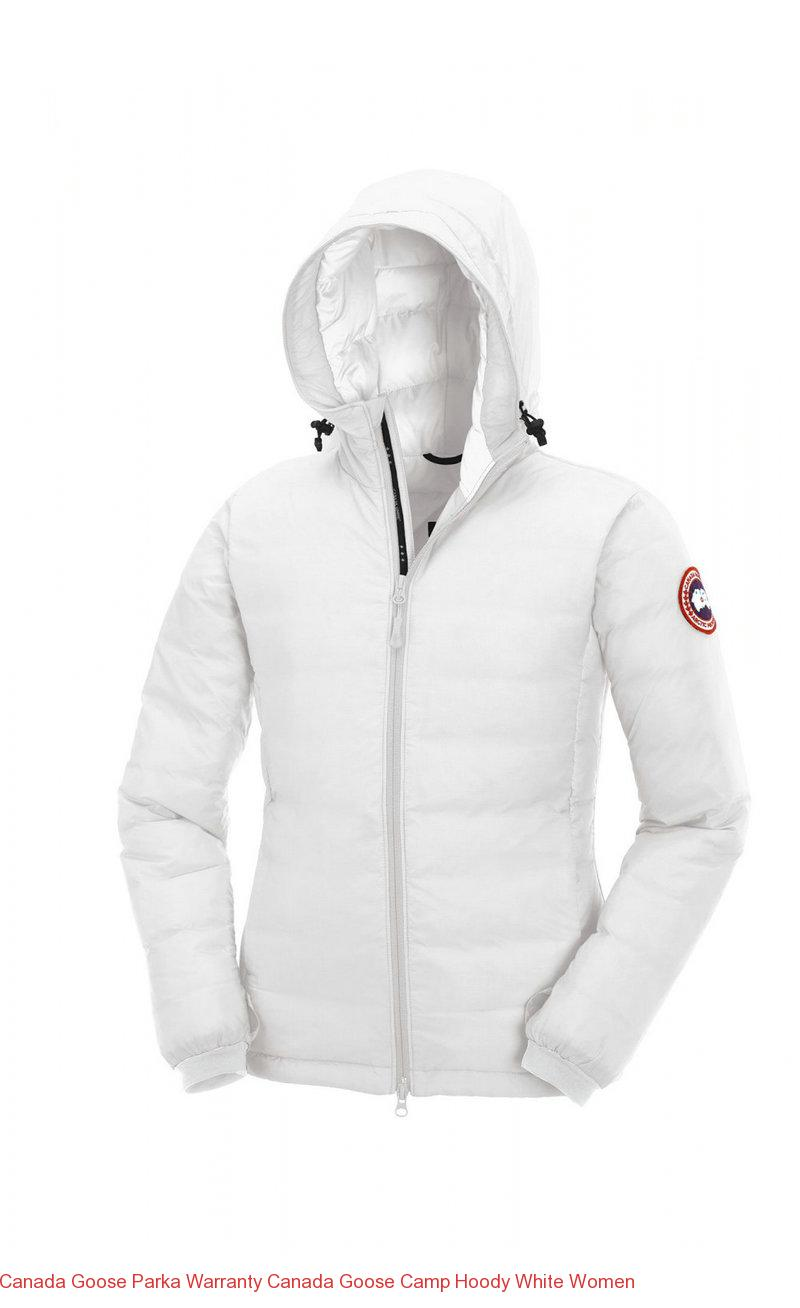 Canada Goose Parka Warranty Canada Goose Camp Hoody White Women – Canada  Goose Outlet Online cef567482