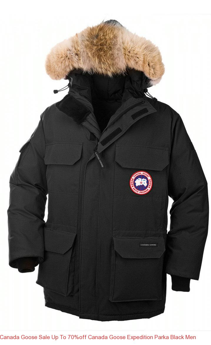 Canada Goose Sale Up To 70%off Canada Goose Expedition Parka Black Men