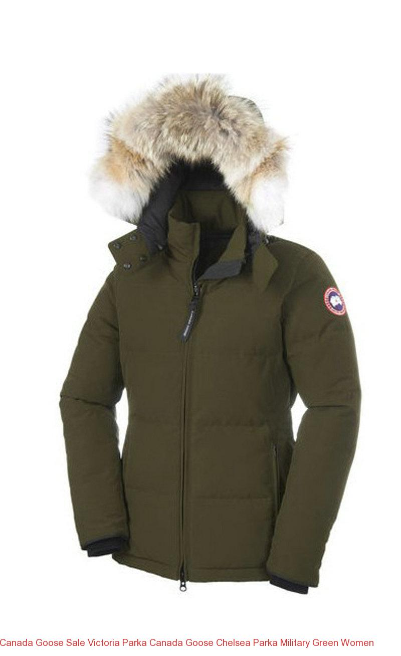 Canada Goose Sale Victoria Parka Canada Goose Chelsea Parka Military Green Women – Canada Goose Outlet Online,Canada Goose Jackets On Sale Free Shipping!